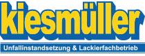 Firma Kiesmüller GmbH & Co. KG. Unfallinstandsetzung und Lackierfachbetrieb in München